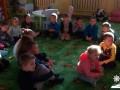 Odwiedziny przedszkolaków wbibliotece